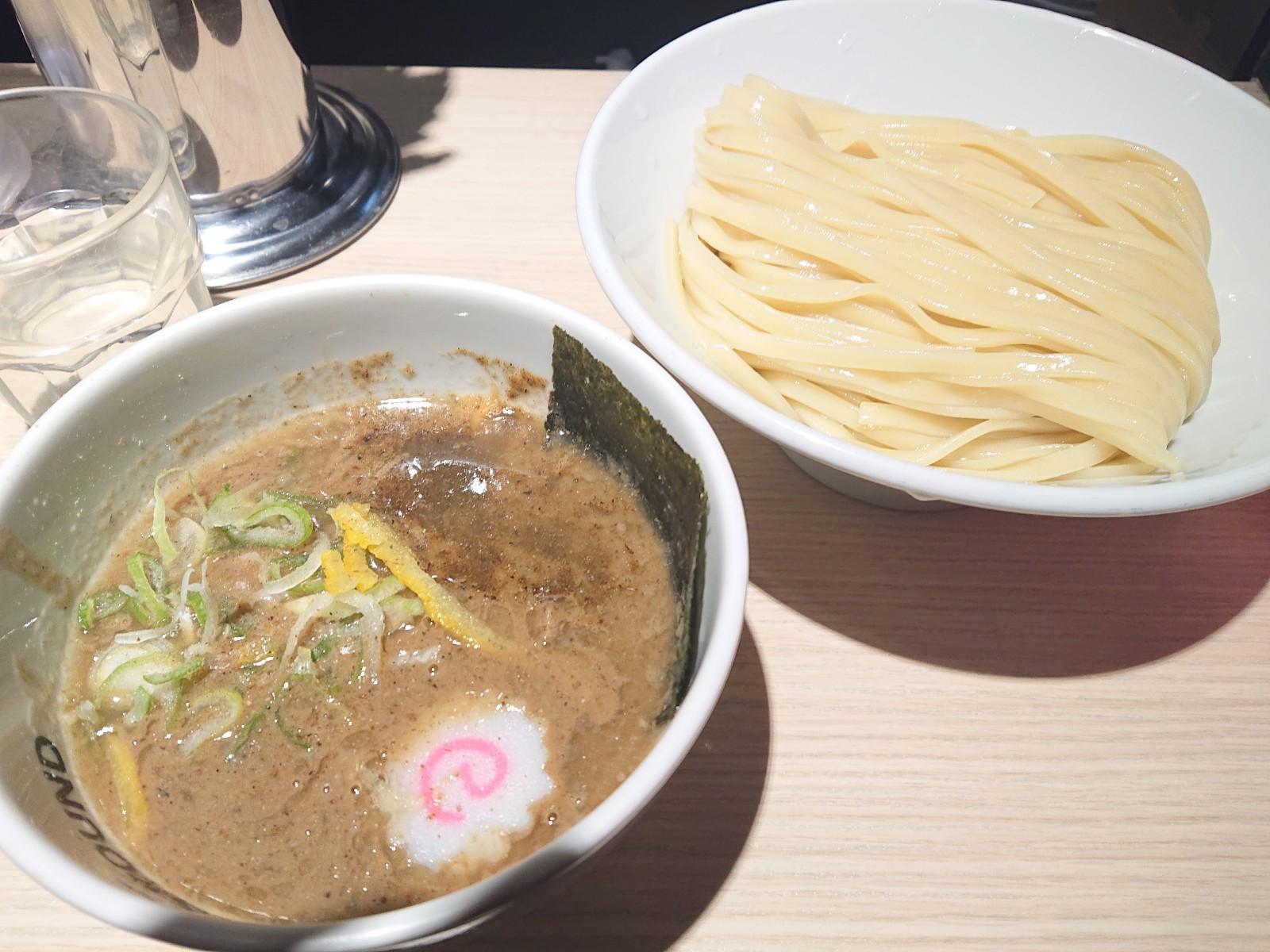 【池袋】つけ麺 東京アンダーグラウンドラーメン頑者 【ラーメン】